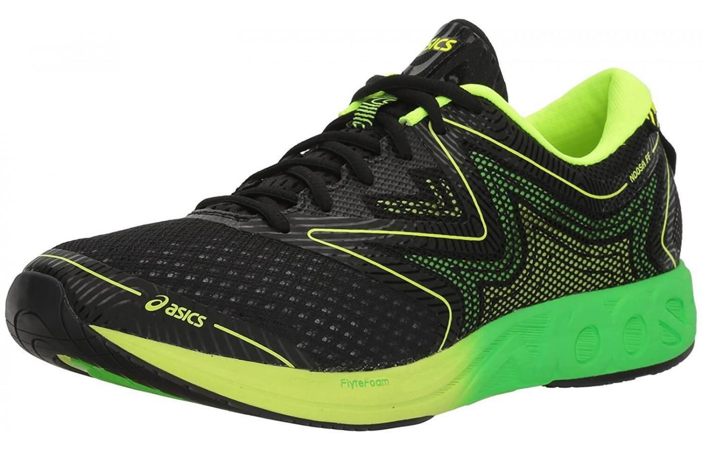 94cd58db4a the Asics Noosa FF is a very comfortable shoe that was made with  triathletes in mind ...
