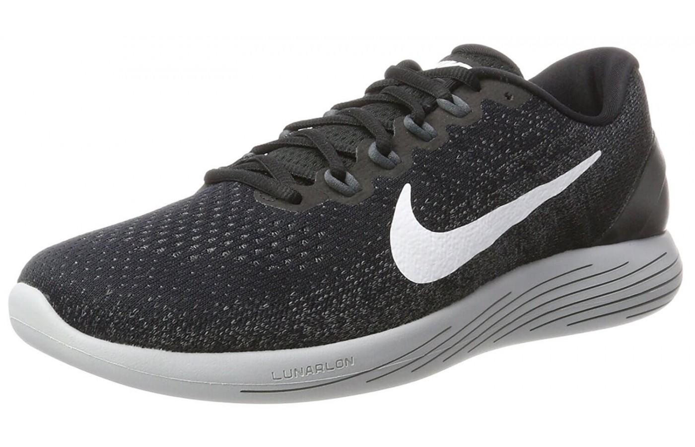 the Nike Lunarglide 9 is a lightweight and comfortable stability shoe