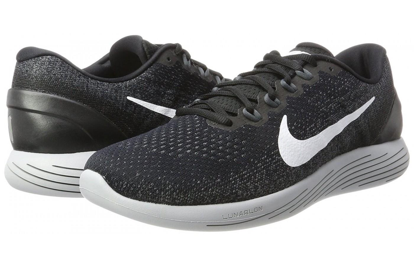 ... the Nike Lunarglide 9 is a comfortable stability shoe that both  overpronators and neutral runners can 593dc1c6c19c