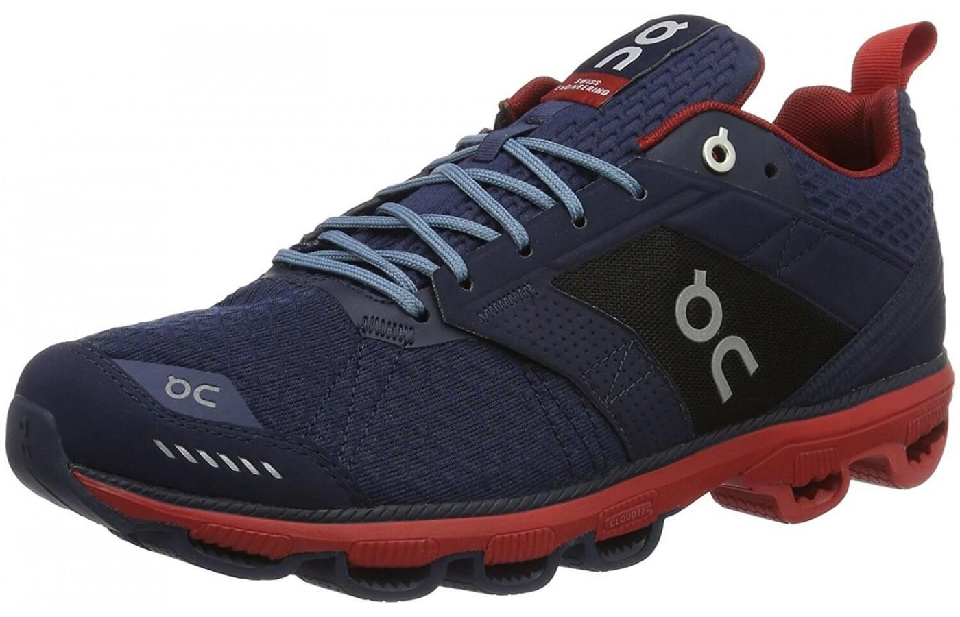 the On Cloudcruiser is a comfortable, breathable low-cut running shoe