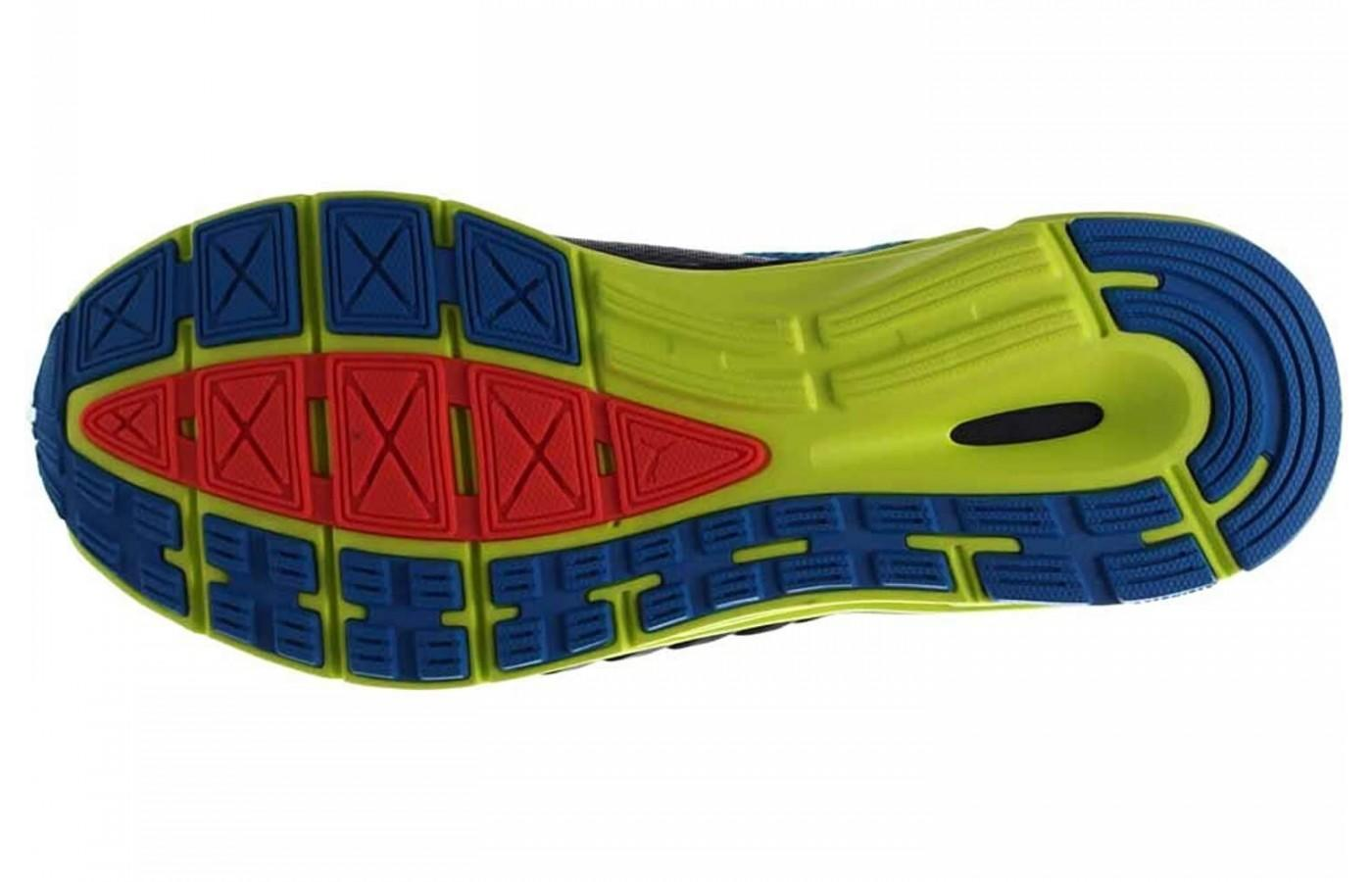 d74032f3c2 ... Puma Speed 500 Ignite has an Evertrack+ outsole ...