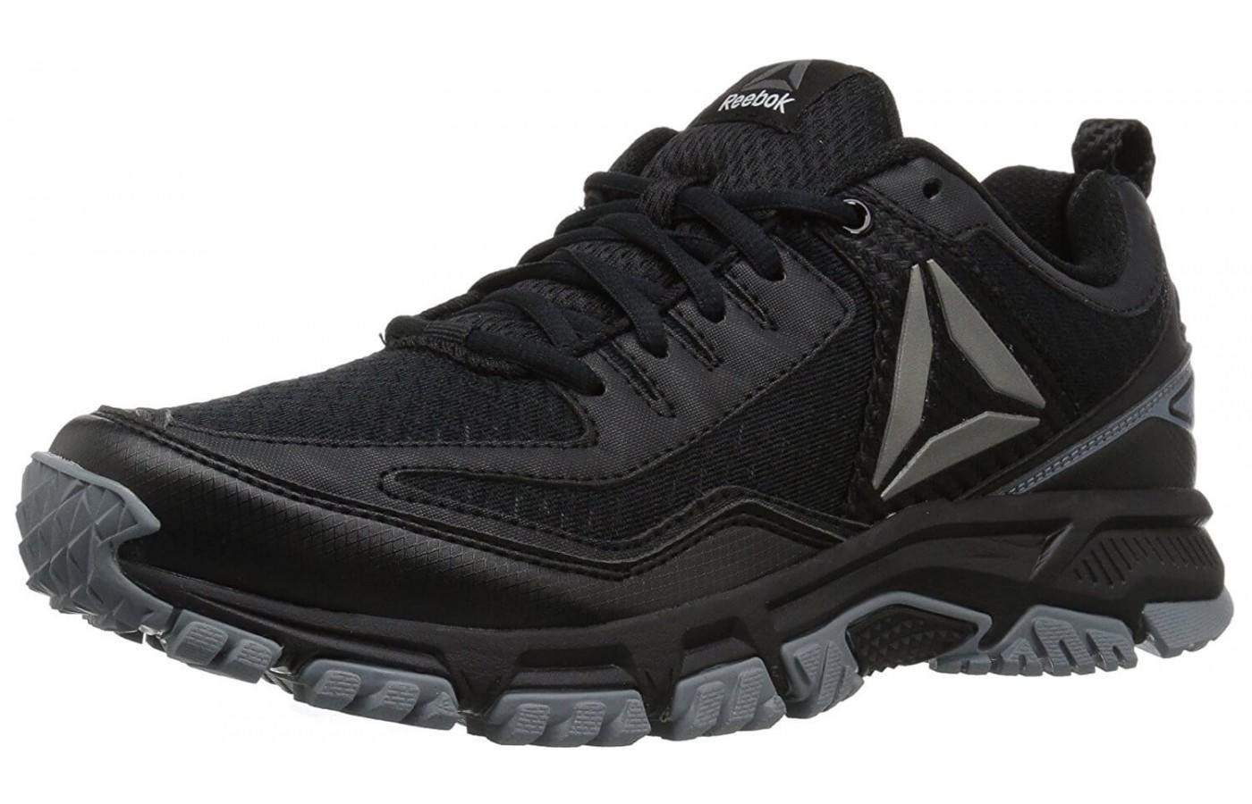 Reebok Ridgerider Trail 2.0 in all-black version for men