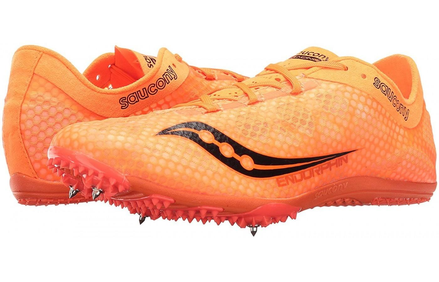 The Saucony Endorphin has great styling
