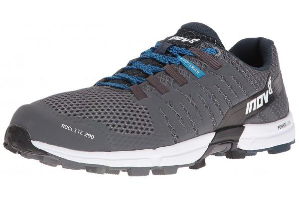 The Inov-8 Roclite 290 is an efficient and highly capable shoe for the outdoor runner.