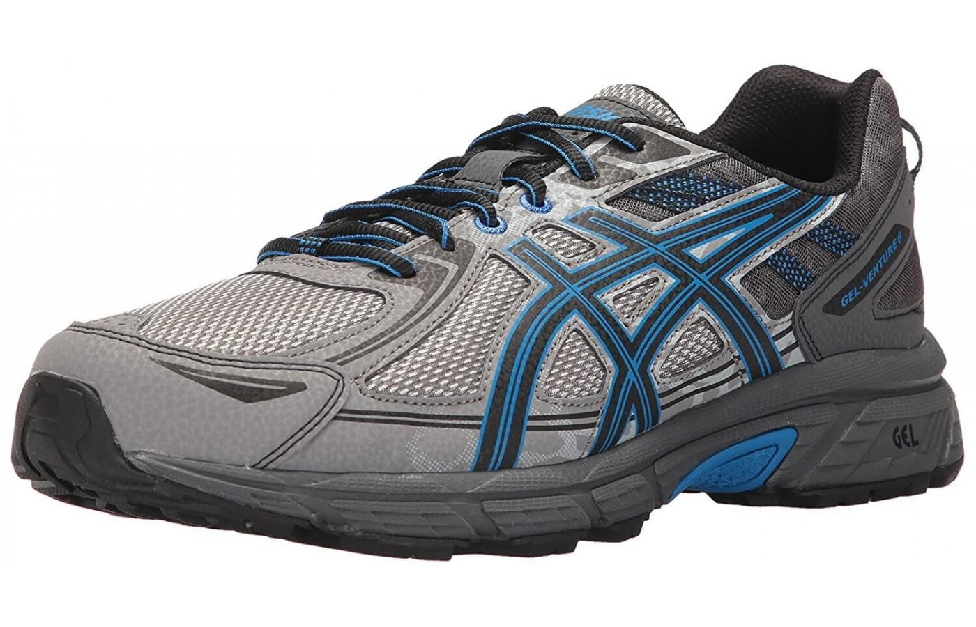 Asics Gel Venture 6 is a dependable trail shoe