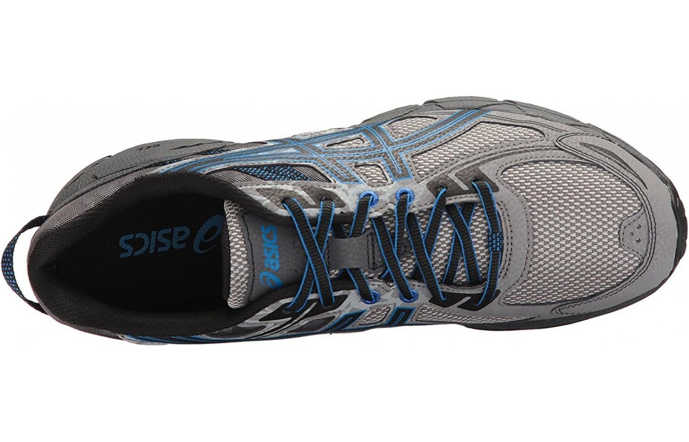 Asics Gel Venture 6 breathable upper