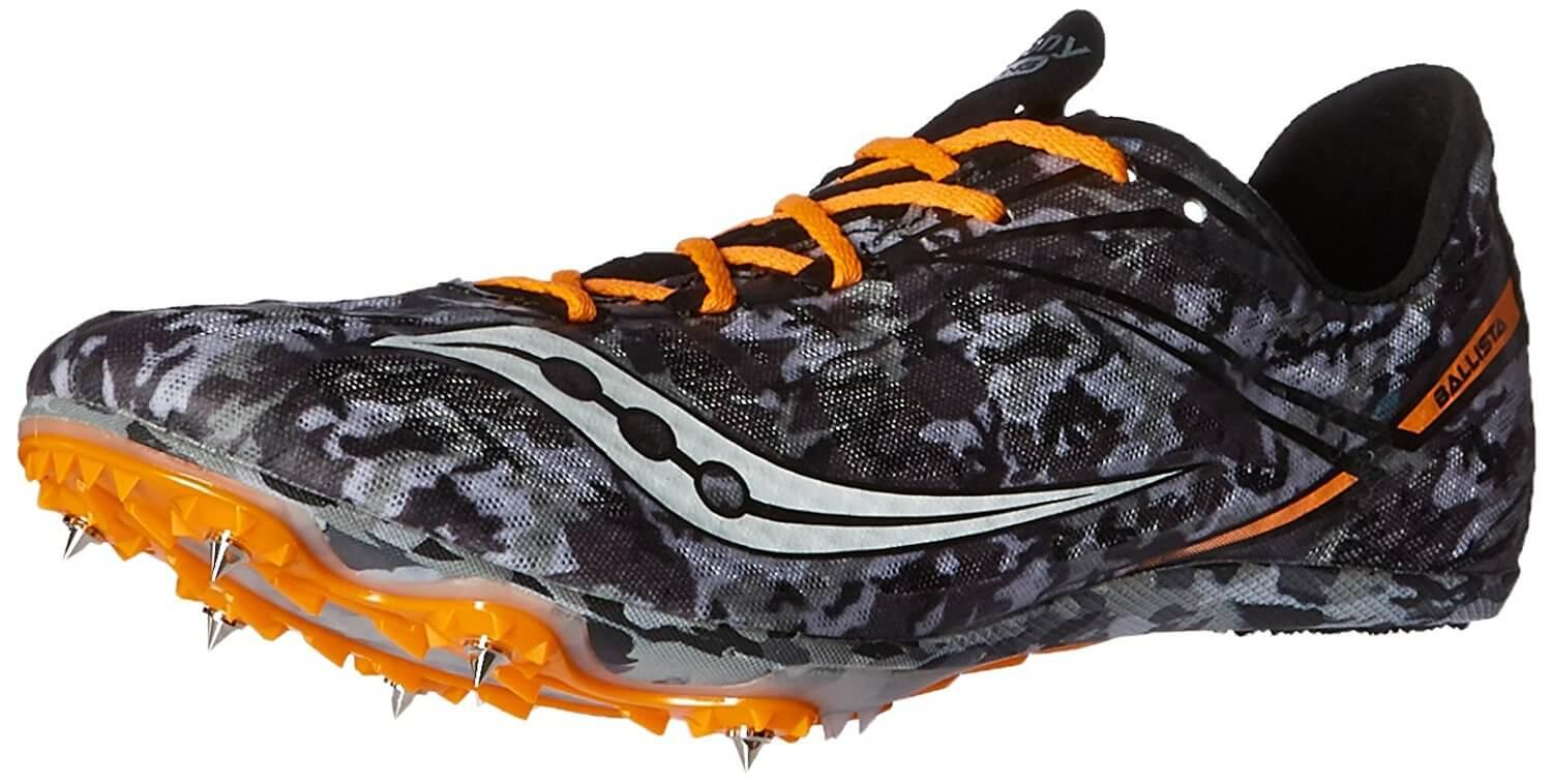 Saucony Men s Ballista Track Spike Racing Shoe