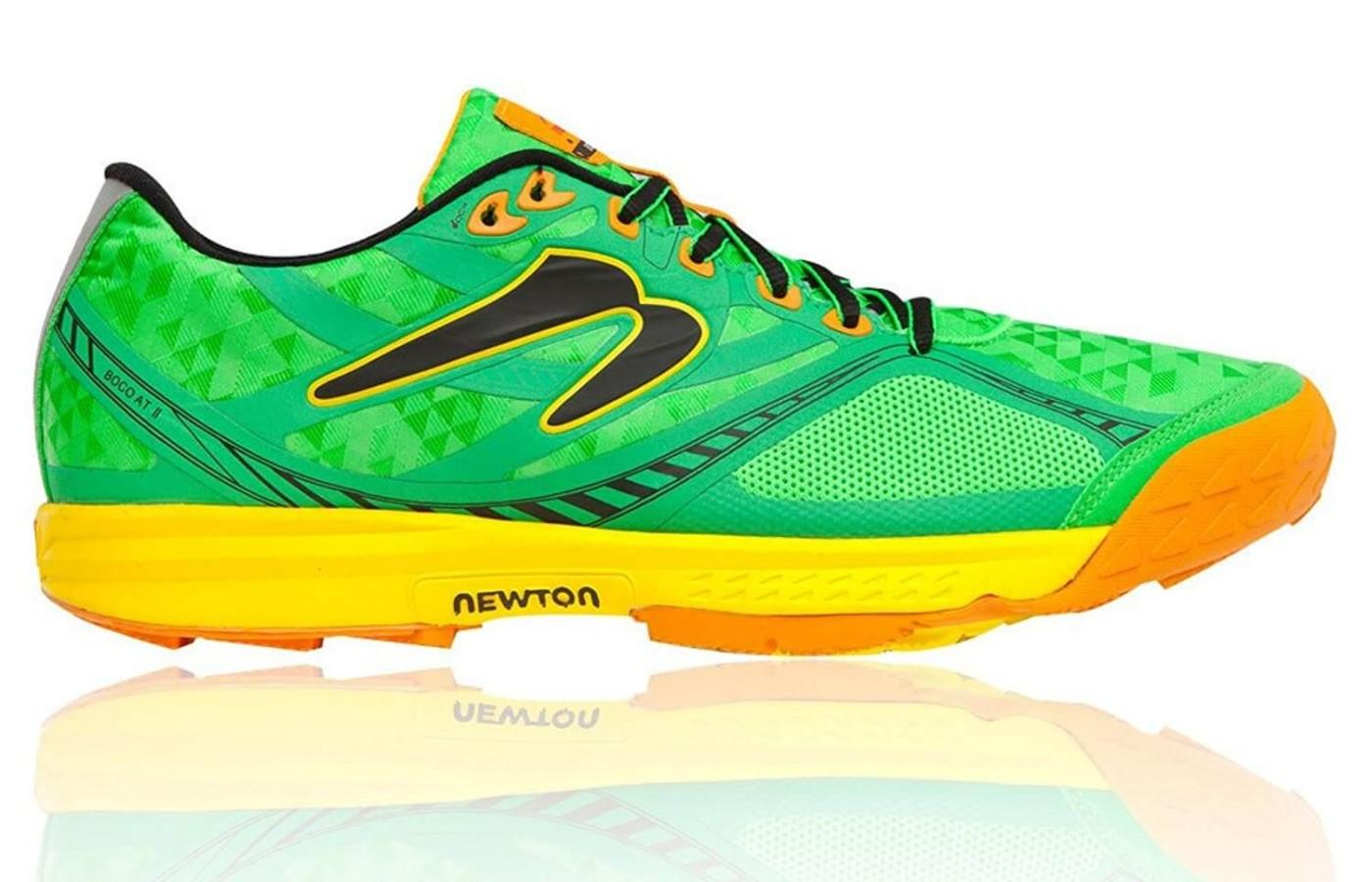 The Newton BoCo AT II is a tough trail shoe designed for any terrain you can throw at it.