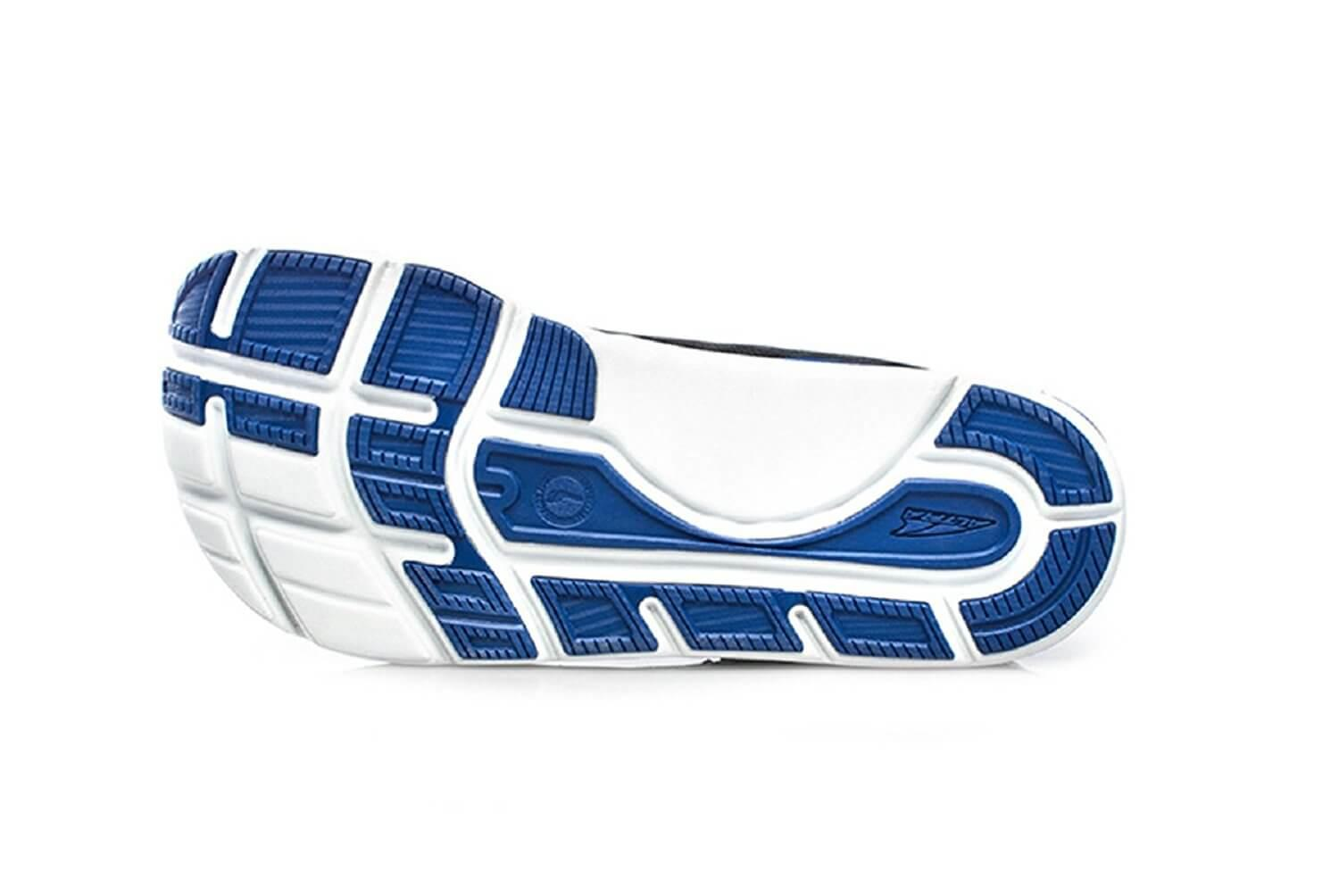 A look at the Altra Torin IQ's outsole.