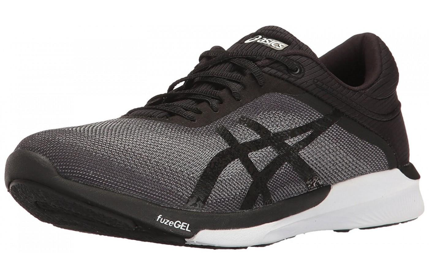 The Asics Fuze X Rush is a lightweight shoe for the runner who is looking for a short to mid distance running buddy.
