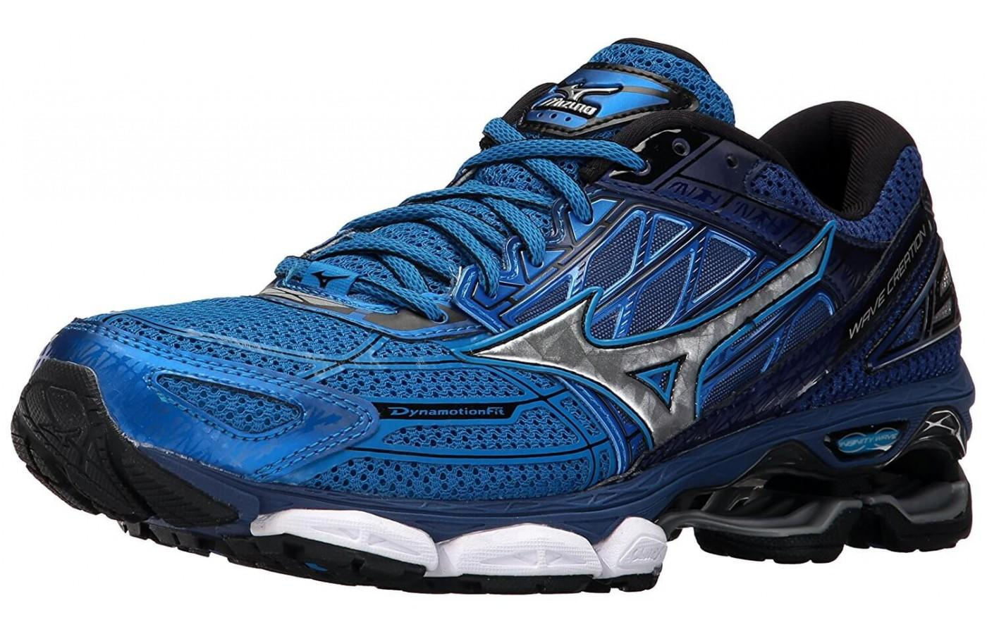 The Wave Creation series introduces a more cushioned shoe in the 19.