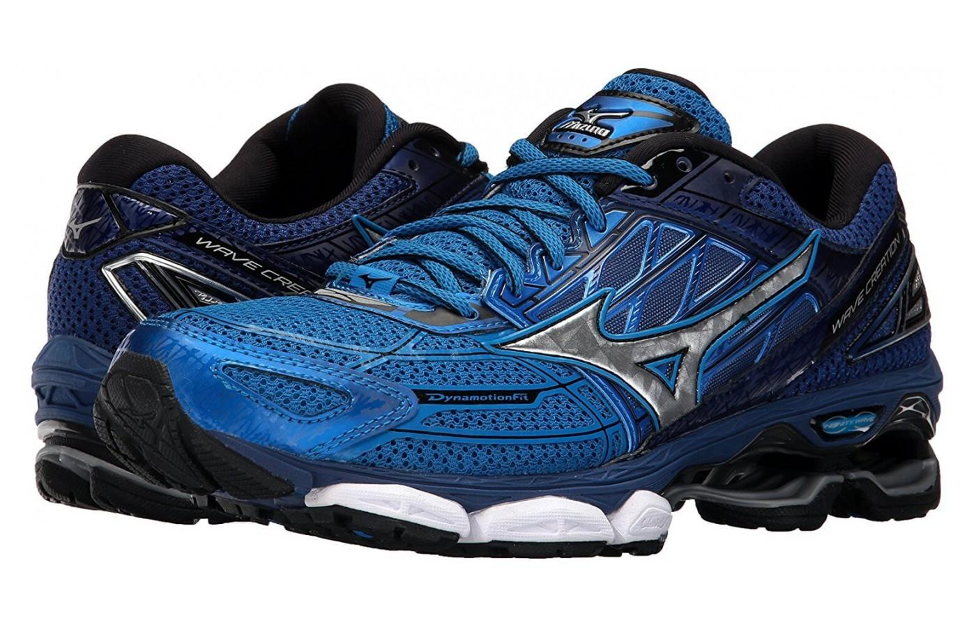 Mizuno Wave Creation 19 is the latest installment in a long-running and  well- e1616ef58a0