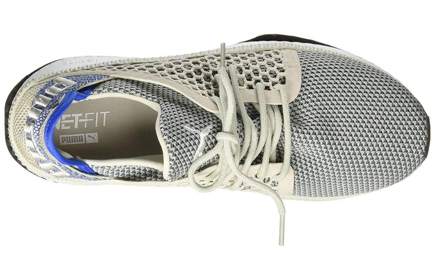 Runners commented that the breathabiliy of the shoe keeps the foot cool and dry.