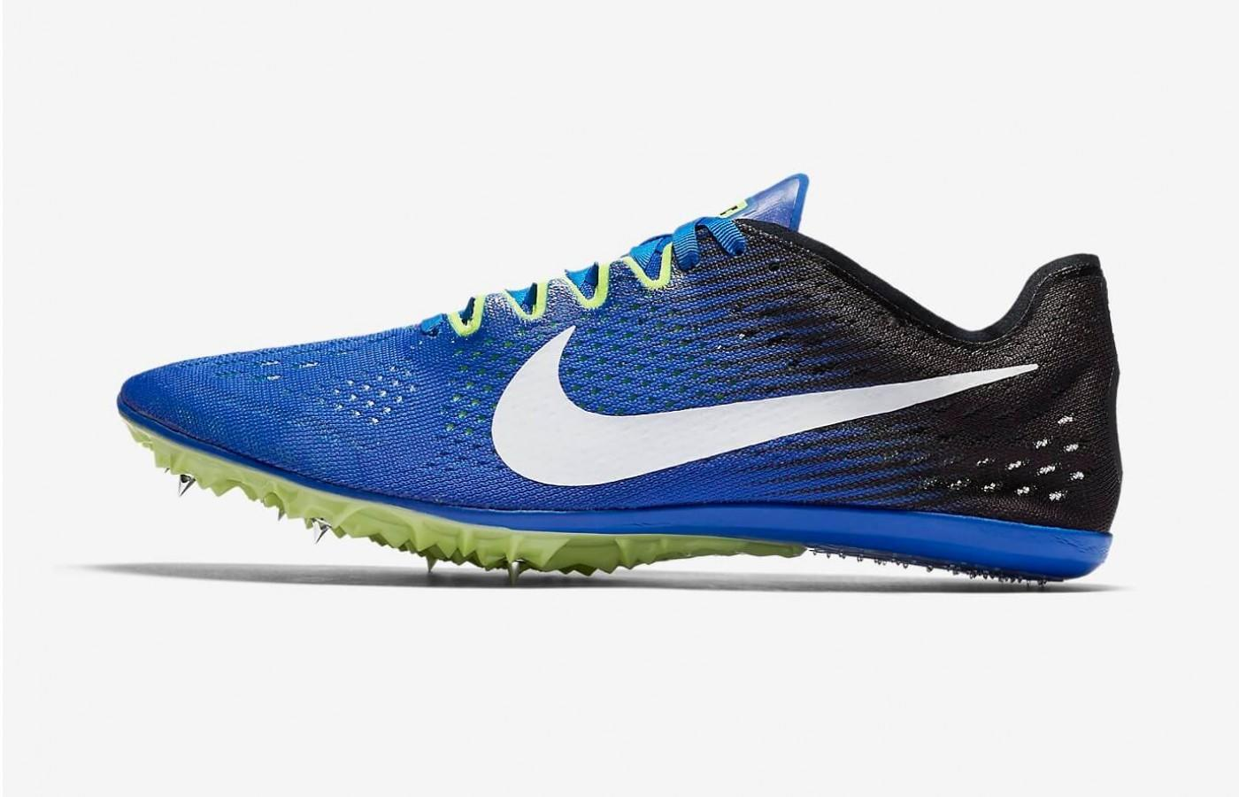 bdc1be61b49e The Zoom Victory 3 showcases Nike s trademark impeccable style.