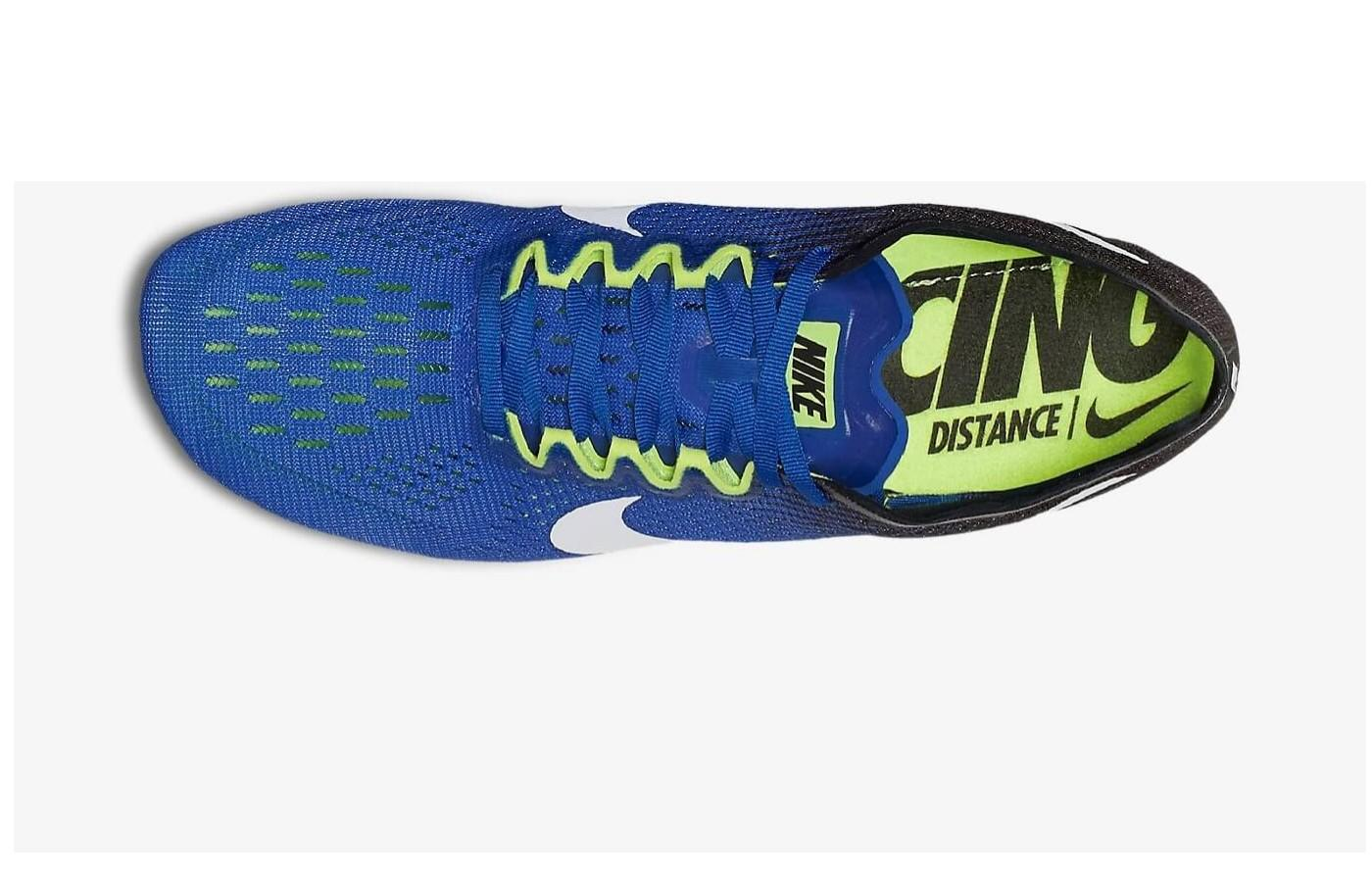 Flymesh material on the upper helps keep these shoes lightweight and breathable.