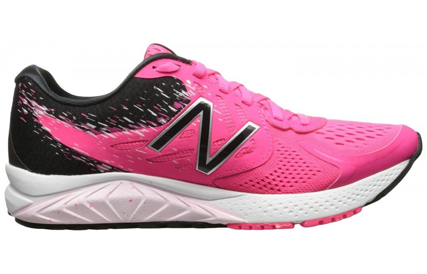 This shoe provides added stability for the runner who needs over pronation support.