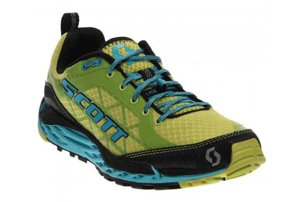 The Scott T2 Kinabalu is a durable, breathable trail shoe that is great on a variety of terrains.