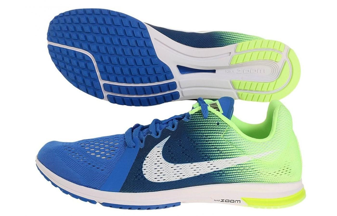 The Nike Zoom Streak LT3 is a fast, lightweight racing shoe.