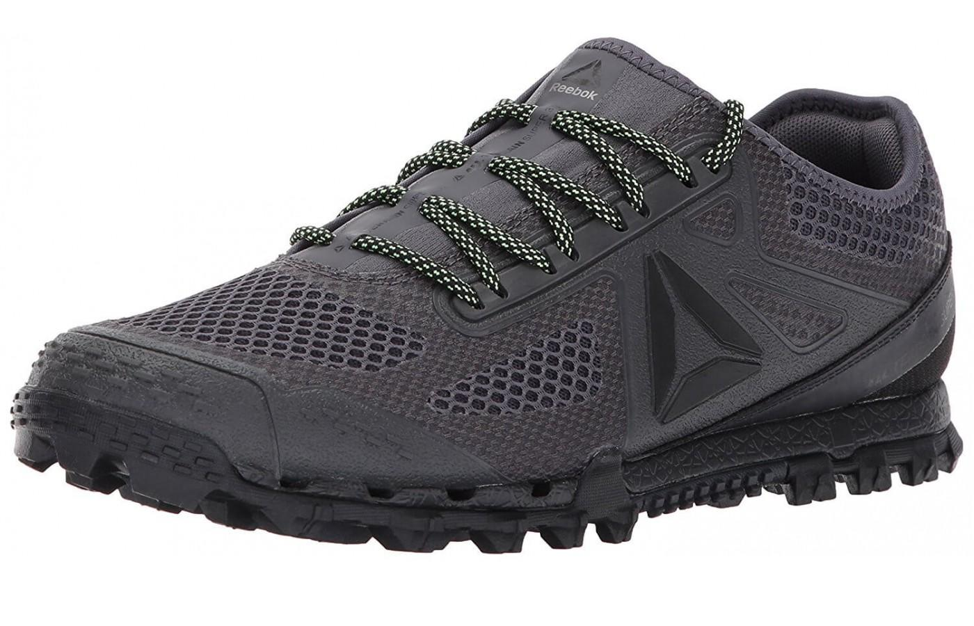 The Reebok All Terrain Super 3.0 is designed for obstacle race running.