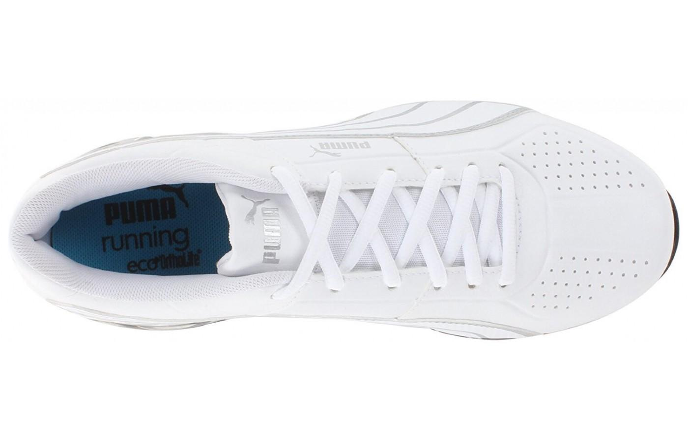 The classic lace up design and breathable upper provides a supportive, comfortable fit and feel.