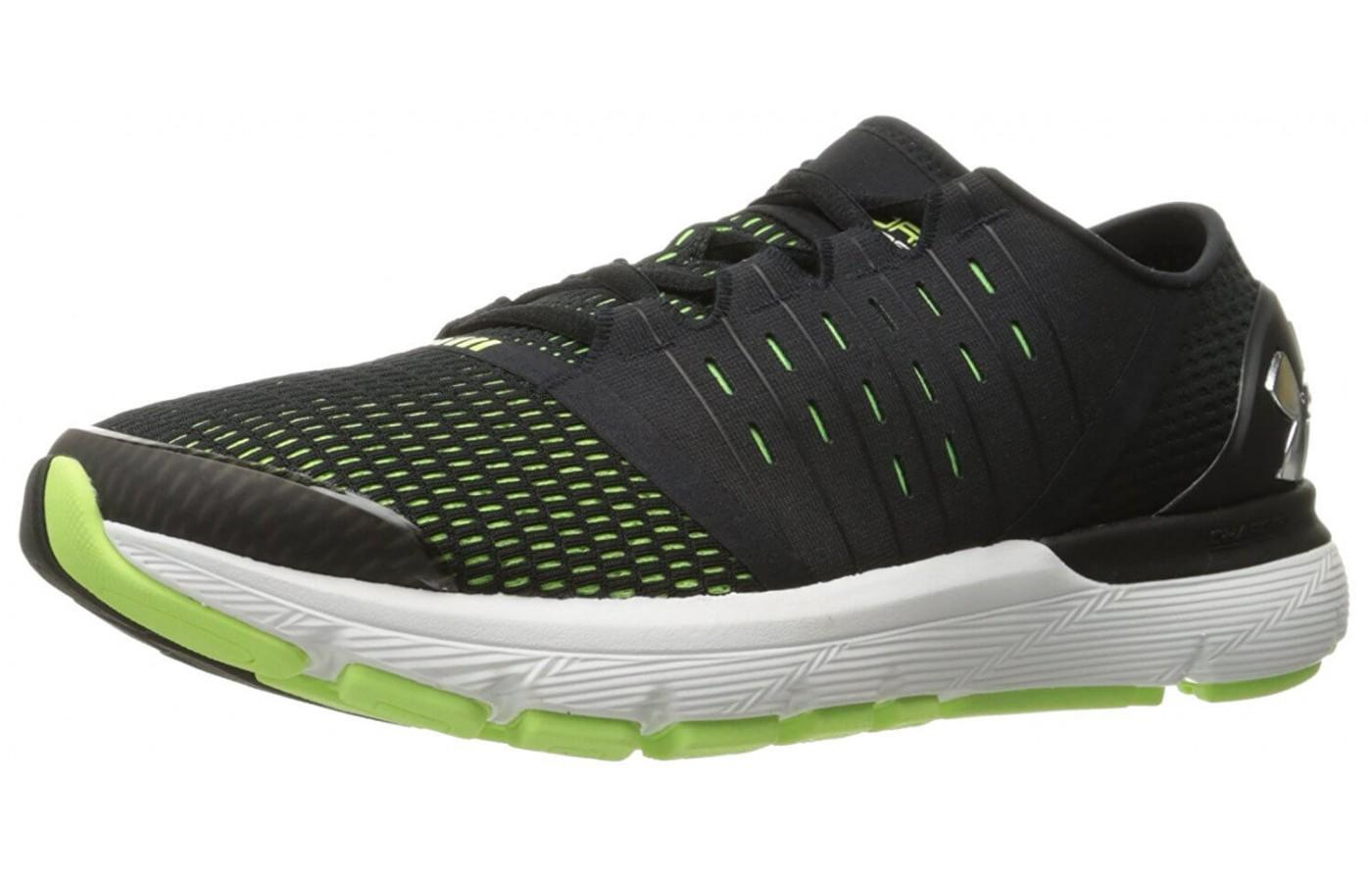 best cheap bb4f2 8a818 The Under Armour Speedform Europa has a highly cushioned midsole.