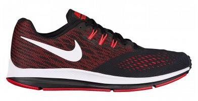 The Nike Zoom WinFlow 4 is a lightweight, cushioned shoe perfect for mid to short distance workouts.