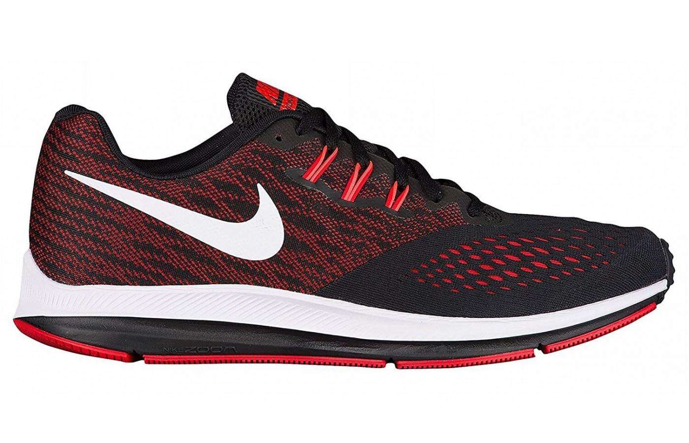 reputable site 39f1e 76422 The Nike Zoom Winflow 4 is lightweight and breathable.