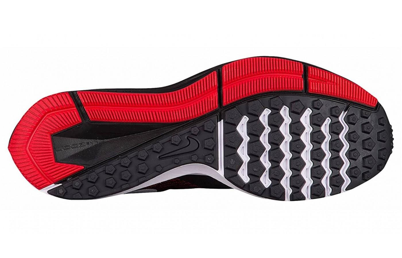 03d2457fee9436 The Nike Zoom Winflow 4 is lightweight and breathable. The waffle design of  the outsole provides added traction ...
