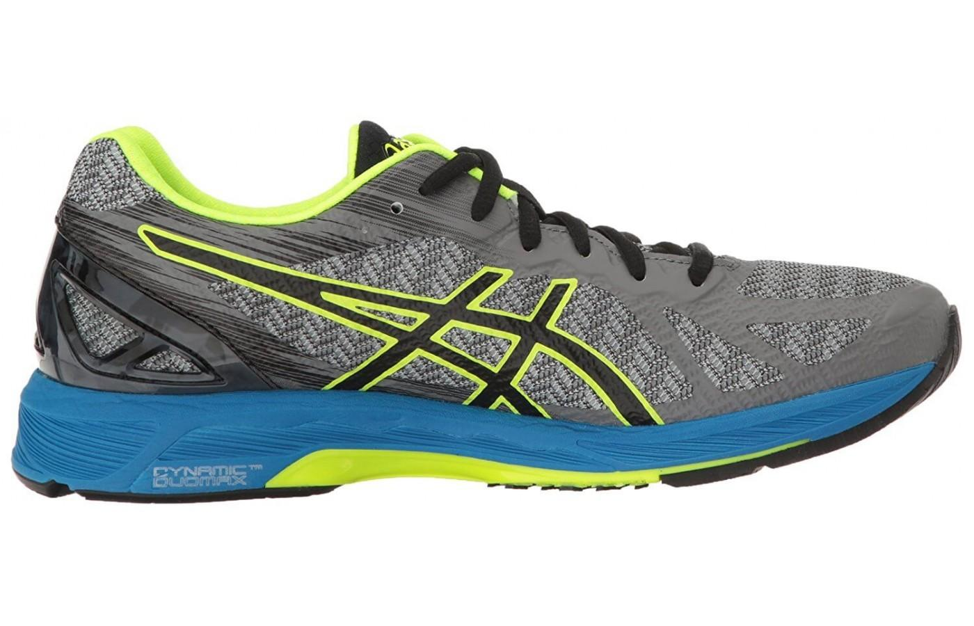 The Asics Gel DS Trainer 22 is lightweight, fast and responsive