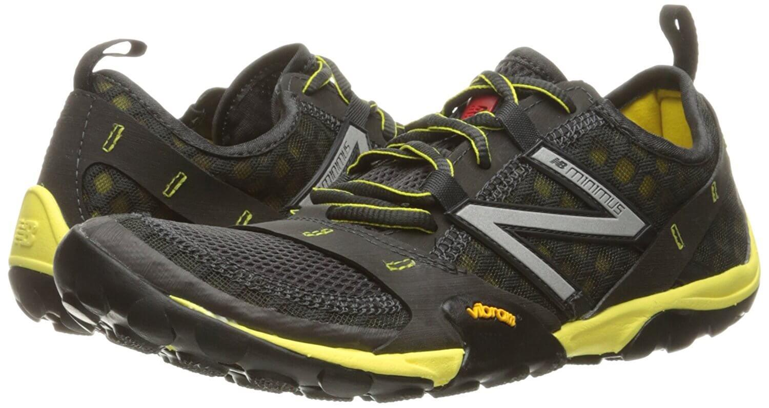 The New Balance Minimus 10v1 Trail is a solid minimalist trail shoe.