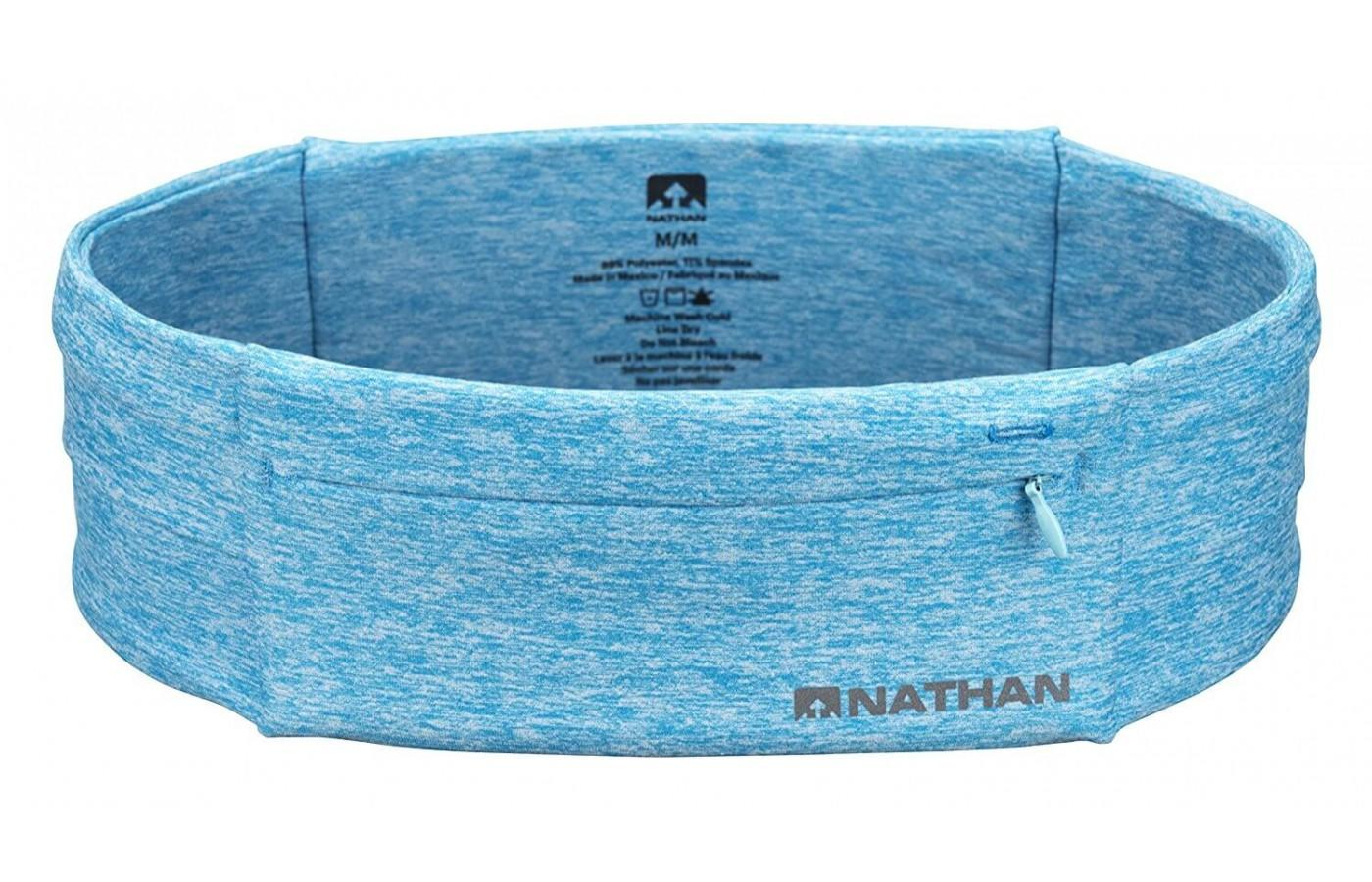 The Nathan Zipster Belt comes in three colors
