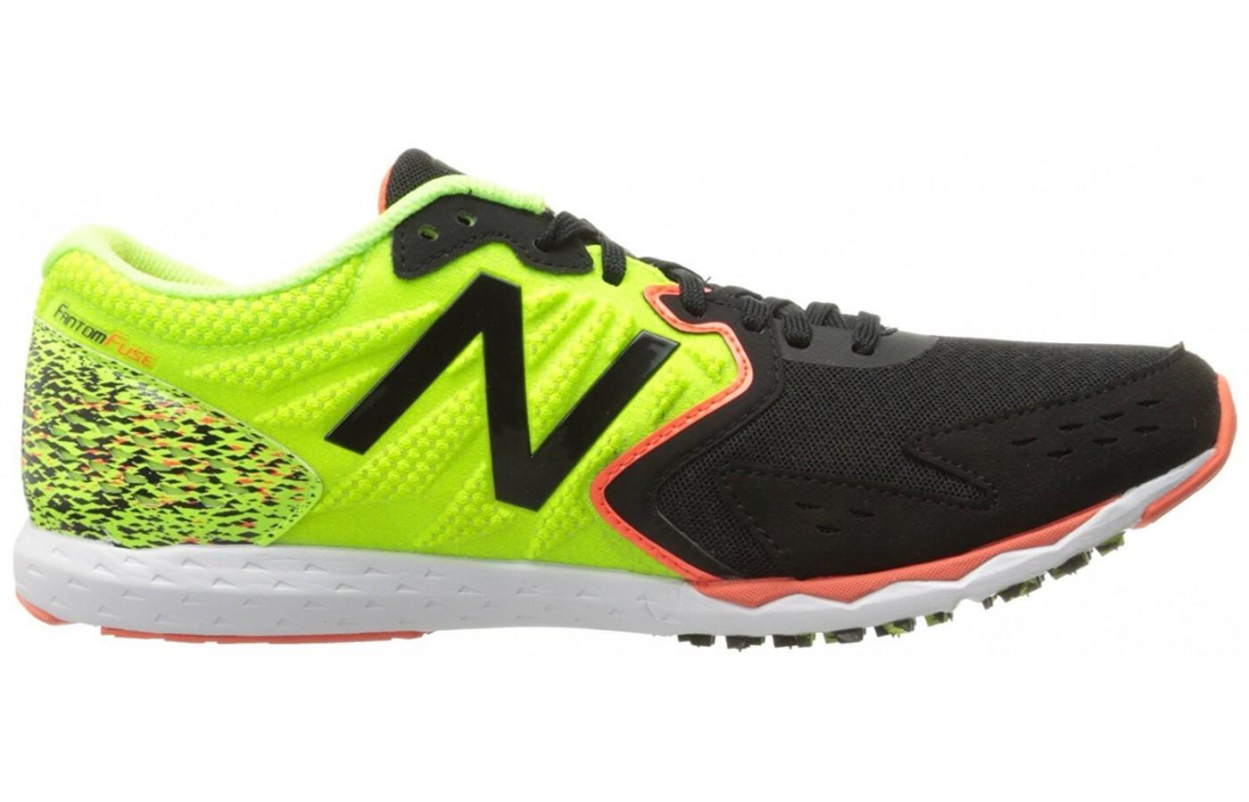 New Balance Hanzo S is a neutral shoe