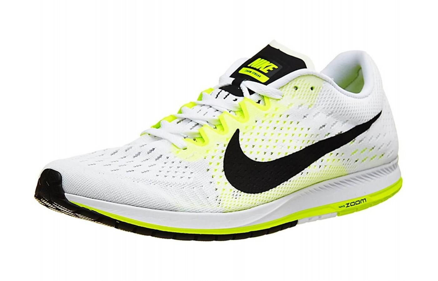 Nike Air Zoom Streak 6 is a neutral racing flat
