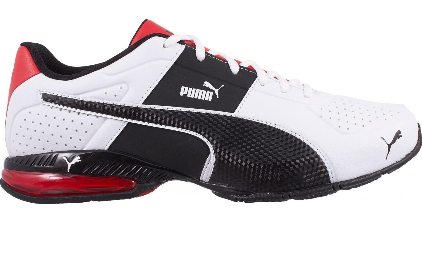 The Puma Cell Surin 2 features 10CELL cushioning