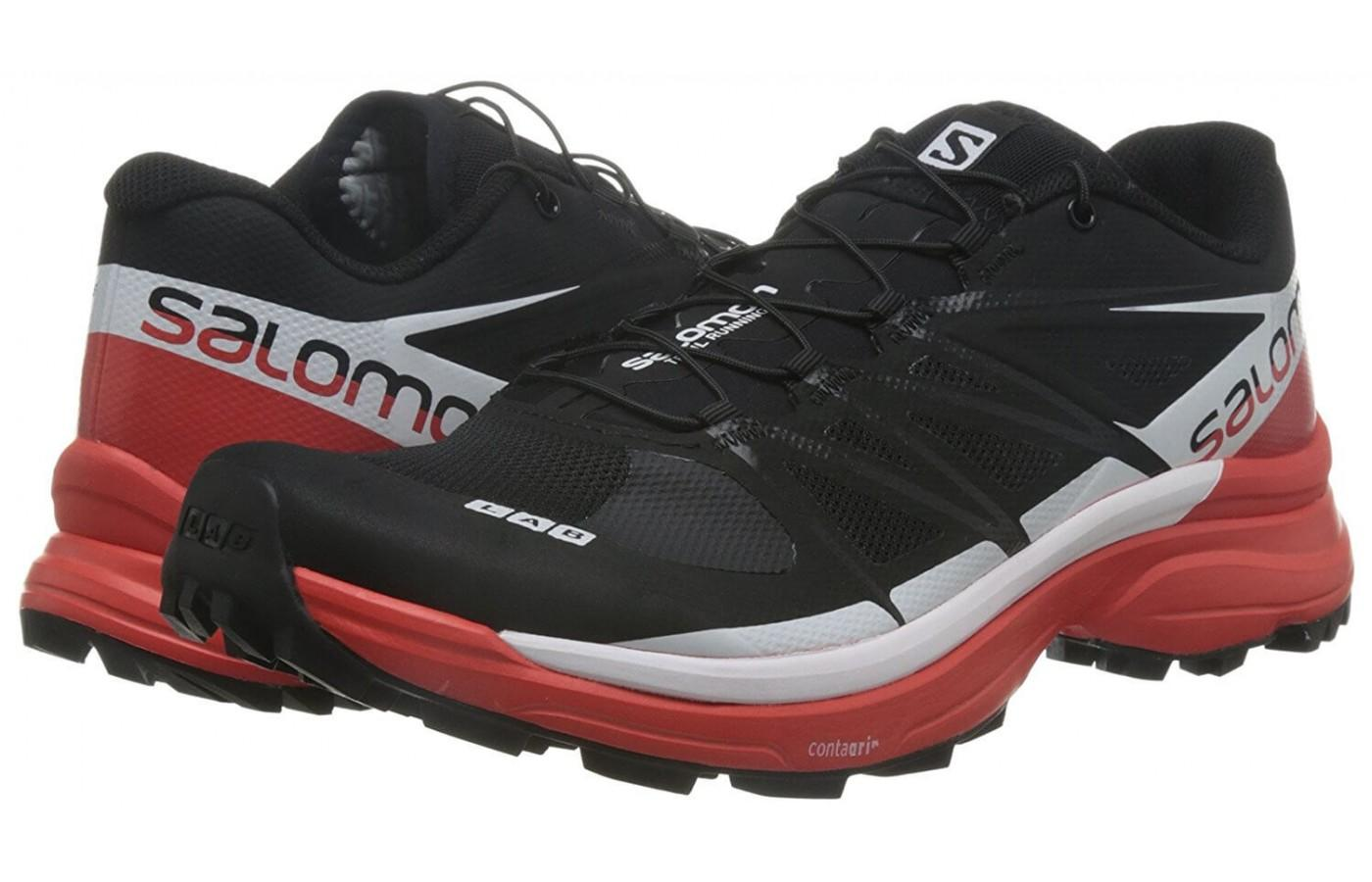 Salomon S-Lab Wings 8 SG features SENSIFIT technology