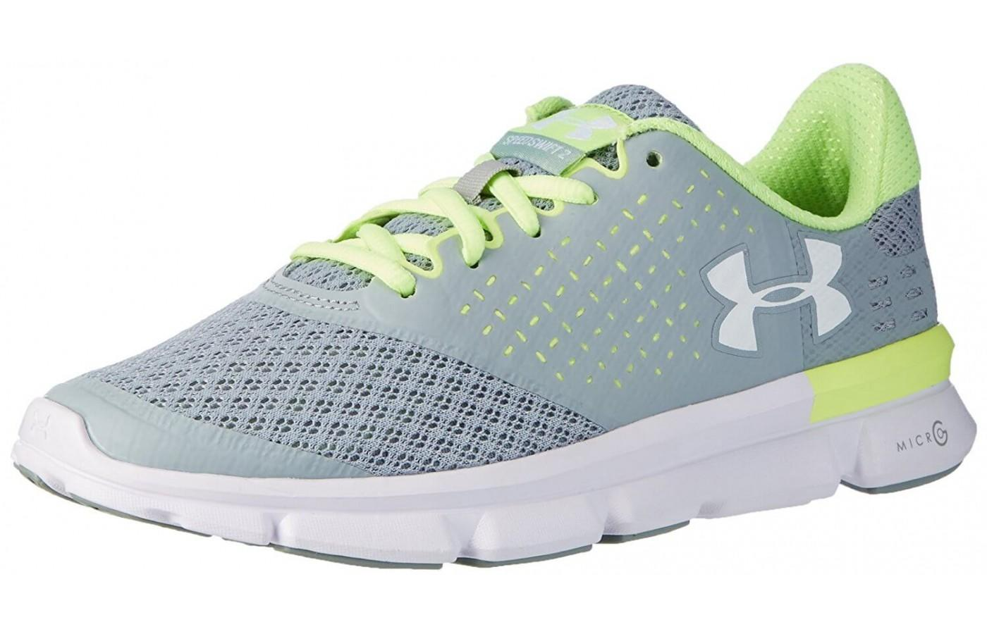 Under Armour Speed Swift 2 in pastel colorway