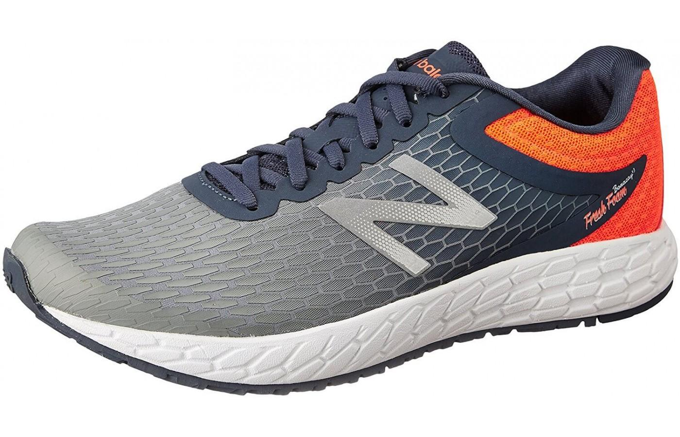 The New Balance Fresh Foam Boracay V3 makes key improvements to the first two iterations of the shoe.