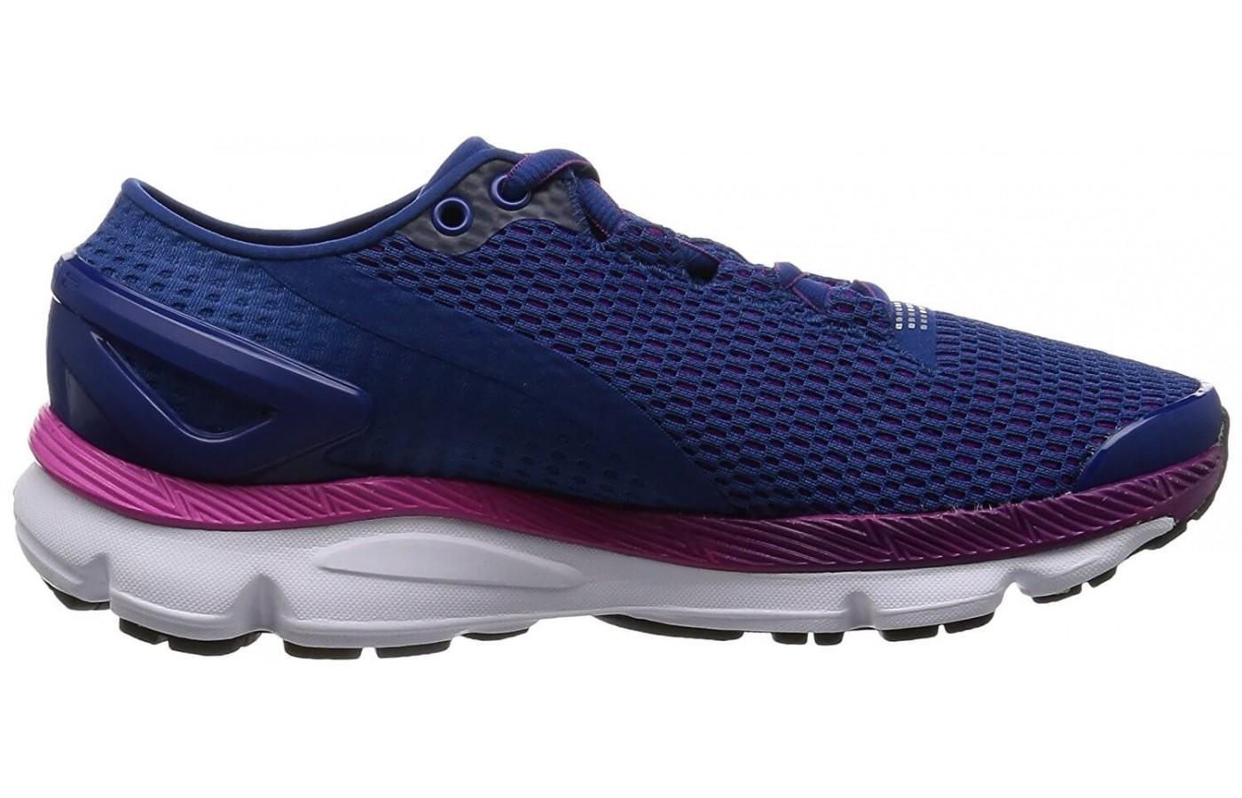 Runners love the sleek design and stylish look.