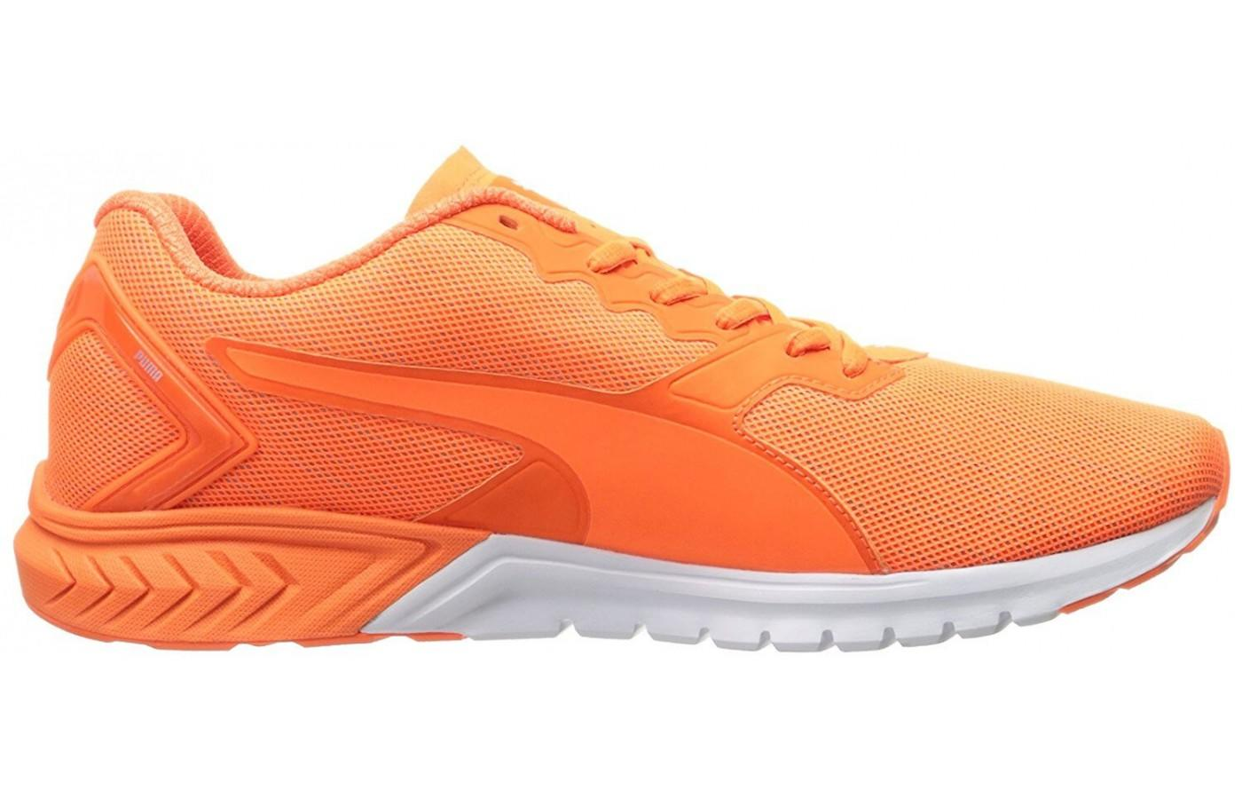 Runners liked the sleek, stylish look of this shoe.