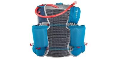 UltrAspire Zygos 2.0 Vest provides ample hydration for a long run or race.