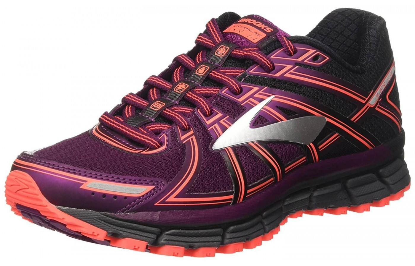 Brooks has released the 14th version of the Adrenaline ASR