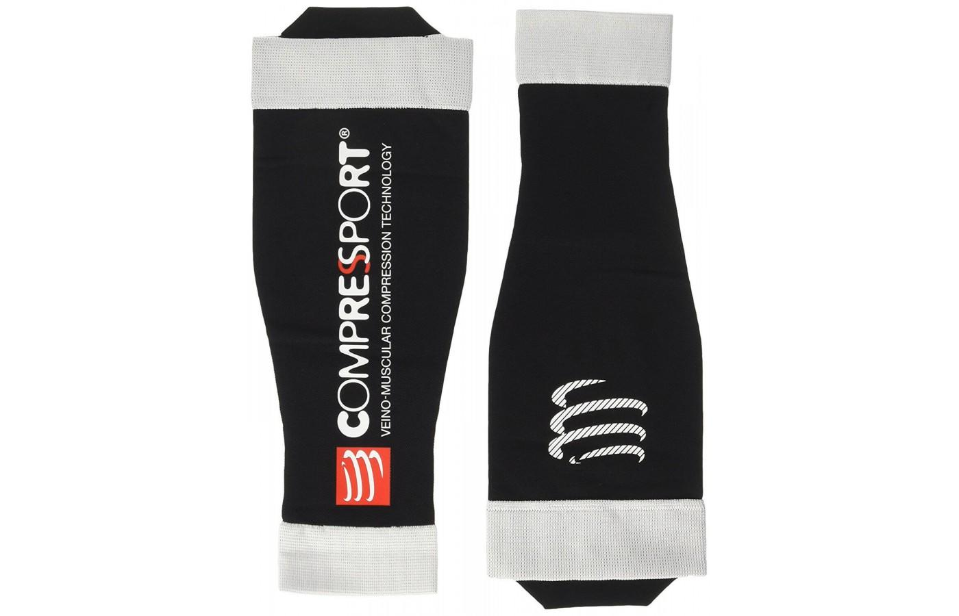 The Compresssport Calf Sleeves come in four sizes