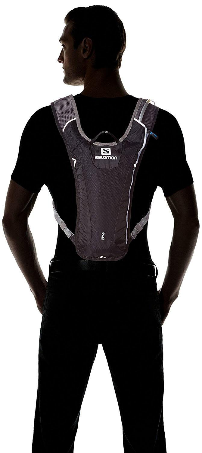 The Salomon Agile 2 Hydration Pack is a vest-style pack