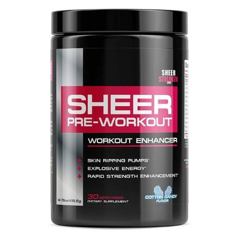 sheer strength labs review