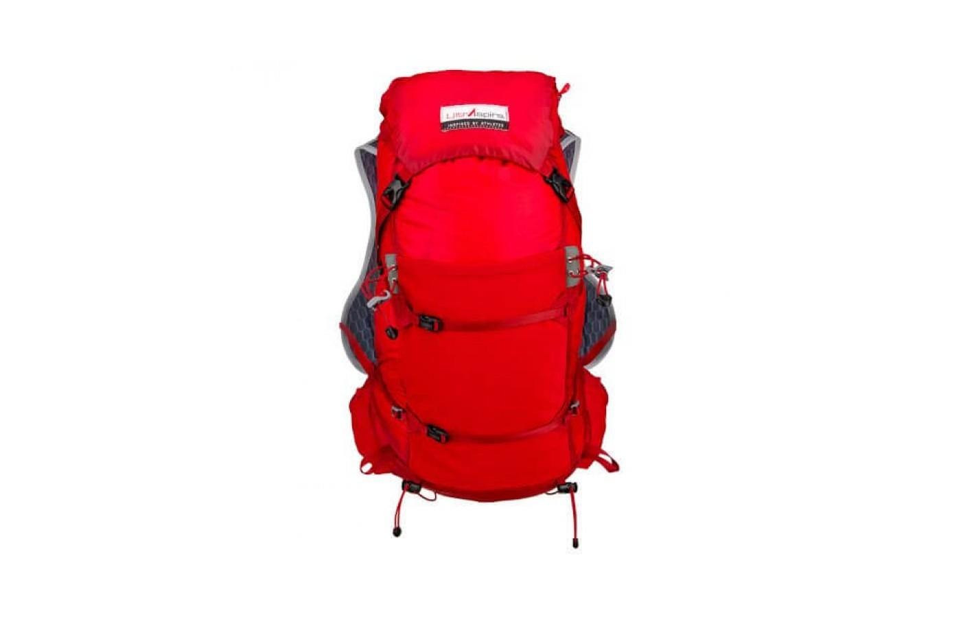 3f64bae049be The UltrAspire Epic Hydration Pack comes with a rain fly cover ...
