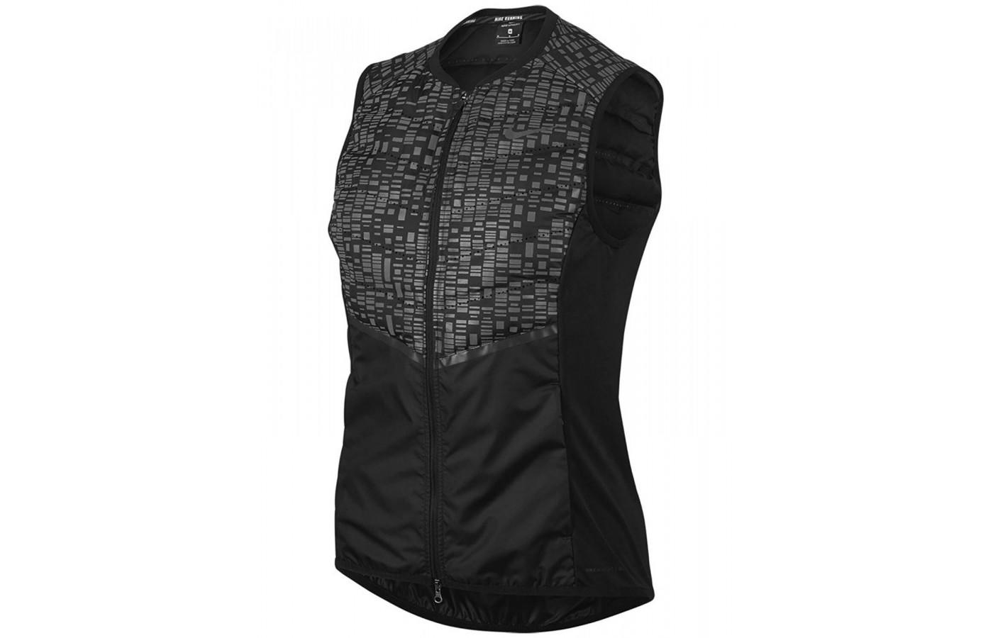 199d09aa160f Nike AeroLoft Flash is a lightly insulated down fill vest ...