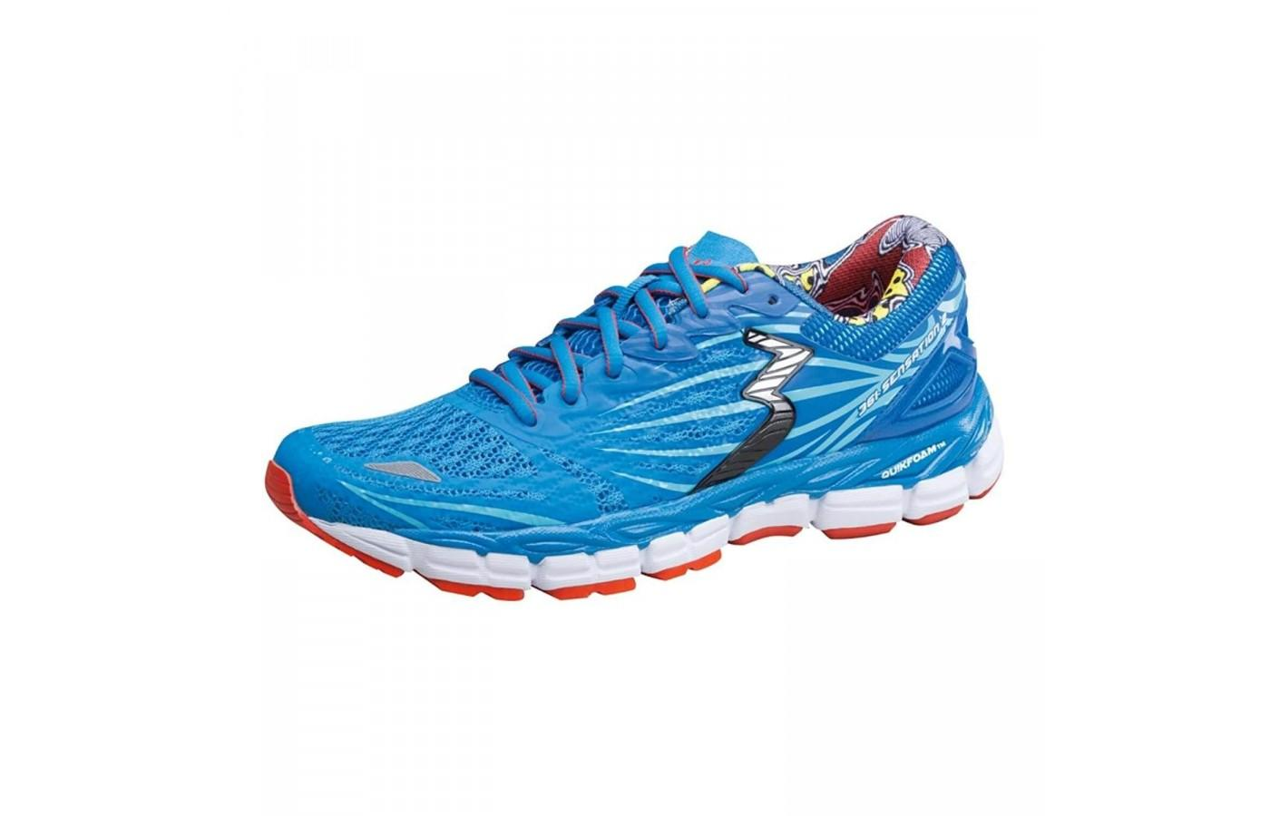 This is a great shoe for beginnings and it offers layers of support for runners.
