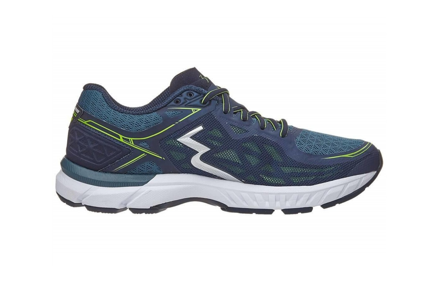The 361 Spire 2 has QU!KFOAM cushioning in its midsole