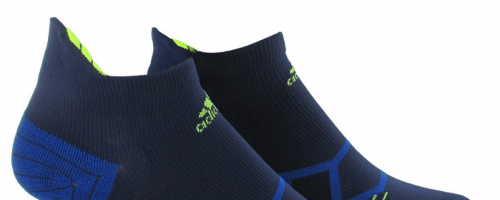 Socks Clothing, Shoes & Accessories 2-pair Of Adidas Adizero Tc Ankle Sock Running Socks Cushion Running Sport Sock