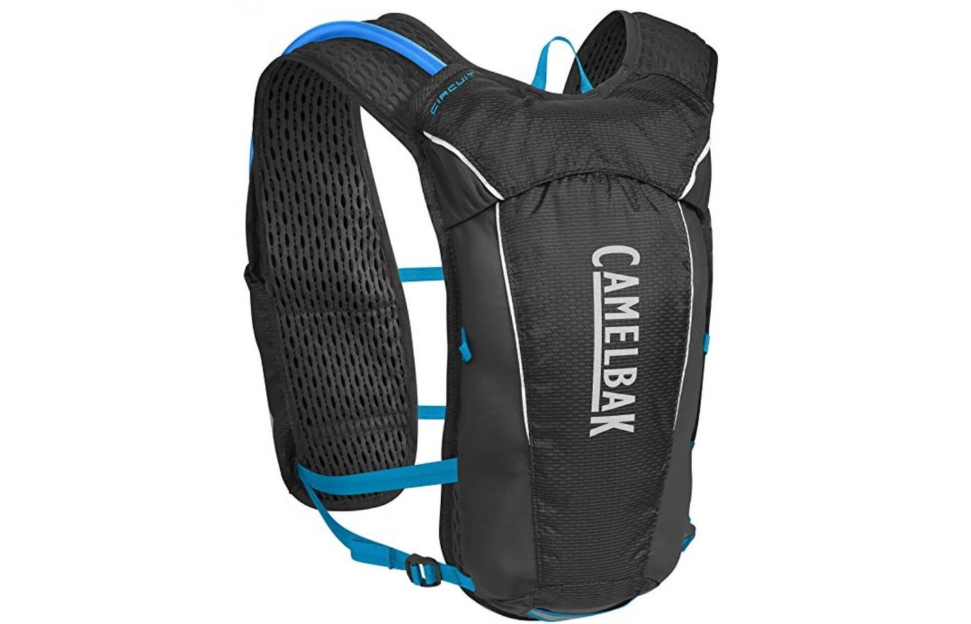 Camelbak Circuit Vest is ideal for short to medium runs.